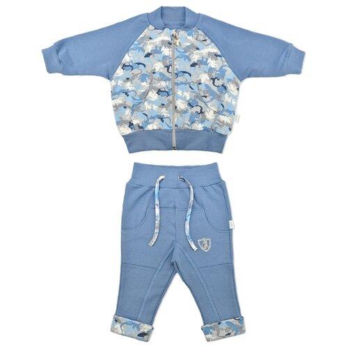 Комплект одежды LEO размер 68, синийКомплекты<br>
