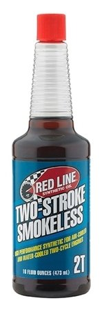 Масло для садовой техники RED LINE Smokeless Two-Stroke 0.473 л