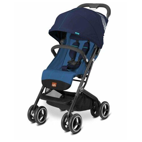 Прогулочная коляска GB Qbit+ sapphire blue