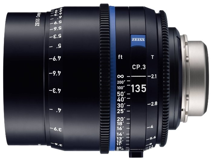 Zeiss Compact Prime CP.3 135mm/T2.1 Nikon F