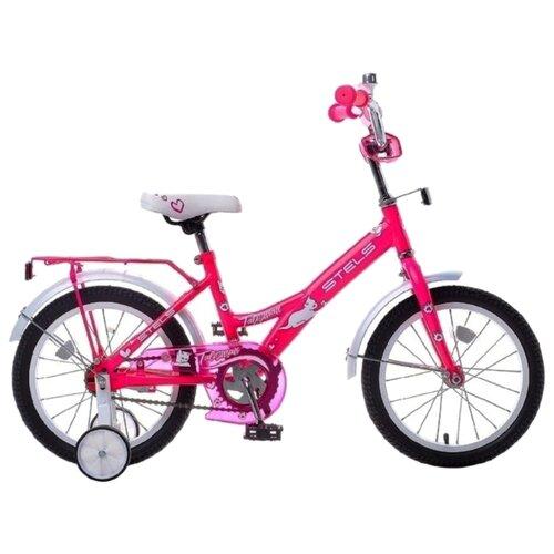 Фото - Детский велосипед STELS Talisman Lady 16 Z010 (2019) розовый 11 (требует финальной сборки) городской велосипед stels navigator 300 lady 28 z010 2018 фиолетовый 20 требует финальной сборки