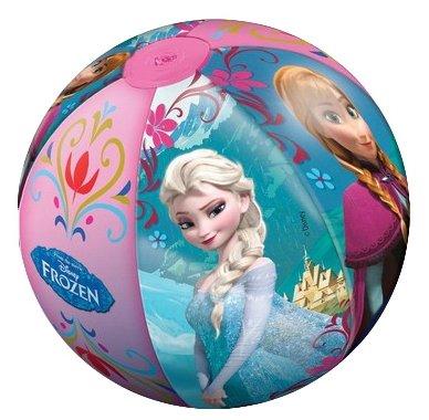Мяч пляжный Mondo Frozen 16525