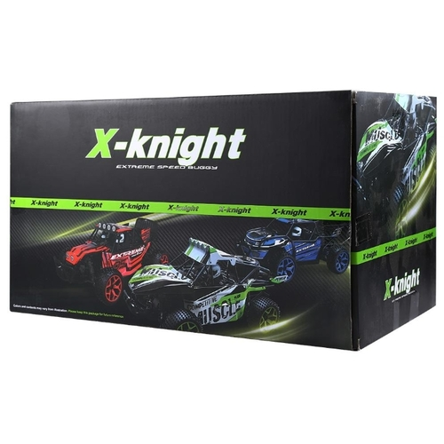 Багги ZC 333 X-Knight (333-GS02B) 1:18