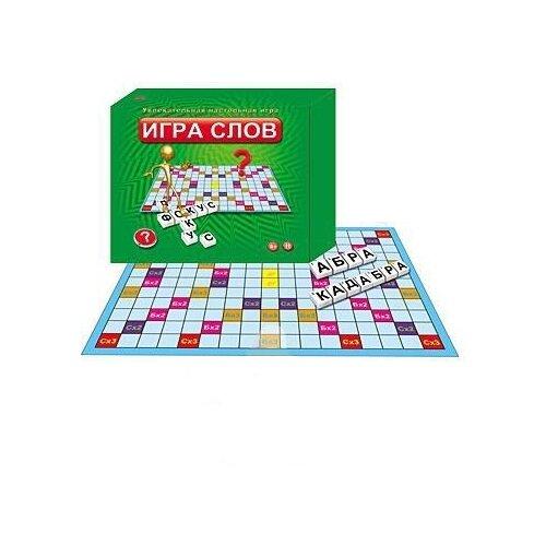 Купить Настольная игра Рыжий кот Игра слов ИН-0053, Настольные игры
