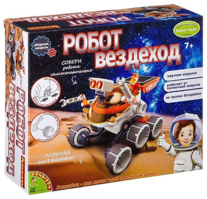 Набор BONDIBON Робот вездеход (ВВ2580)
