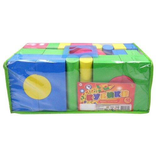 Купить Кубики ABtoys Конструктор PT-00479, Детские кубики
