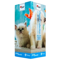 Пазл Step puzzle Plastic Collection Котята (98008) , элементов: 300 шт.