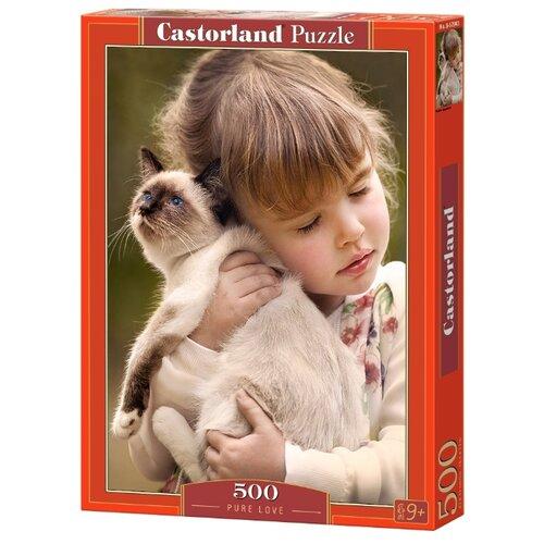 Купить Пазл Castorland Pure Love (B-52943), 500 дет., Пазлы