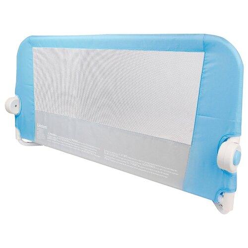 Купить Lindam Барьер на кроватку Easy Fit Bed Guard голубой, Ворота безопасности, перегородки