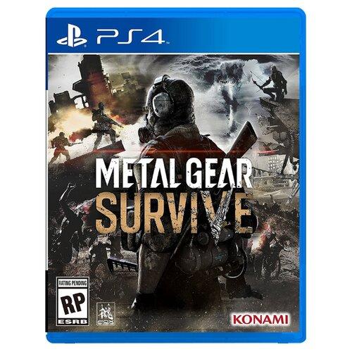 Игра для PlayStation 4 Metal Gear Survive