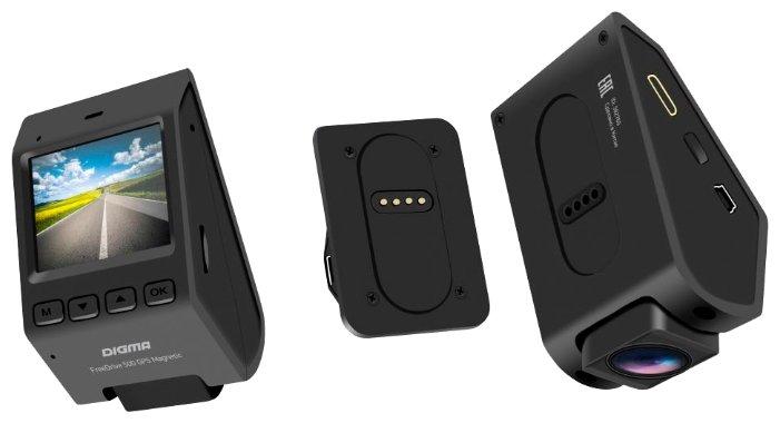 Digma FreeDrive 500 GPS Magnetic