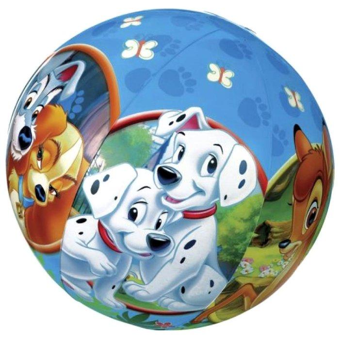 Пляжный мяч Intex Disney 58035