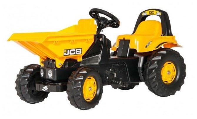 Веломобиль Rolly Toys Kid Dumper JCB (024247)