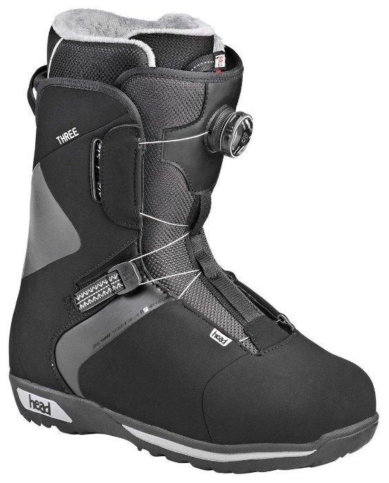 Ботинки для сноуборда HEAD Three Boa