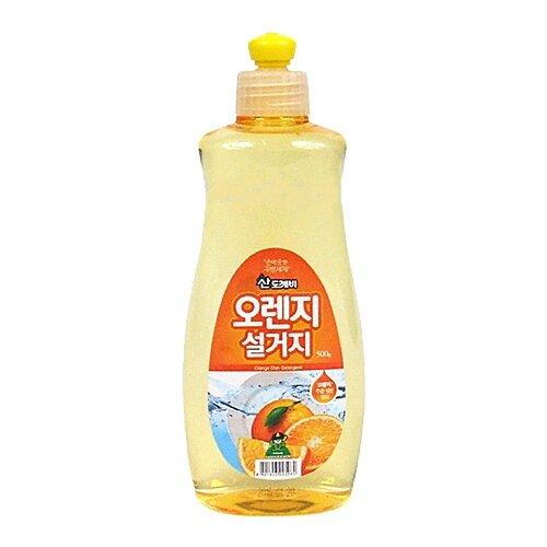 Sandokkaebi Средство для мытья посуды Апельсин 0.5 л