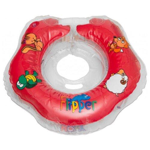 Круг на шею Flipper FL001 красный