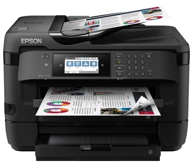 Epson МФУ Epson WorkForce WF-7720DTWF