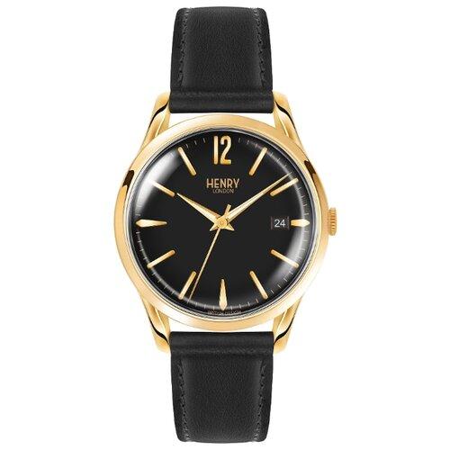 henry cotton s бермуды Наручные часы HENRY LONDON HL39-S-0176