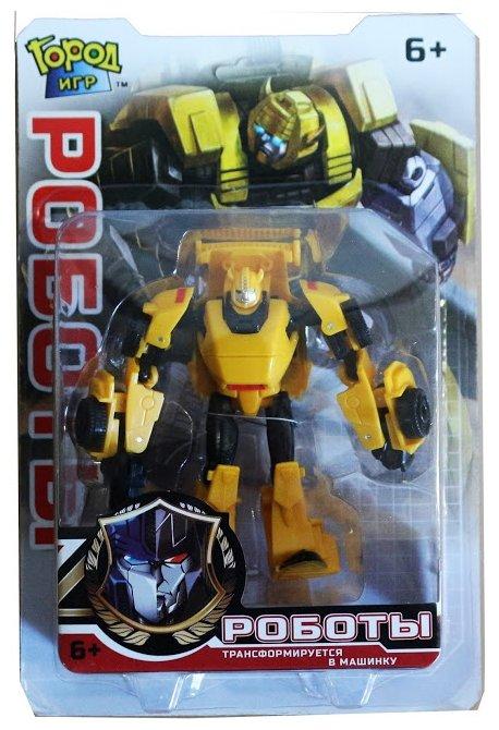 Трансформер Город Игр Робот GI-6420
