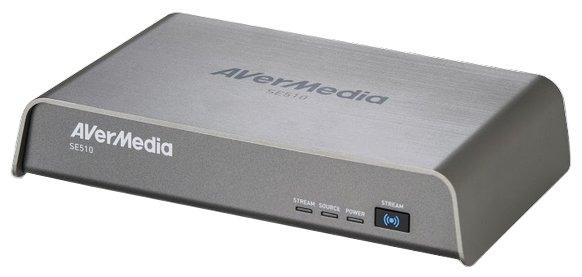 Устройство видеозахвата AVerMedia Technologies AVerCaster Lite SE510