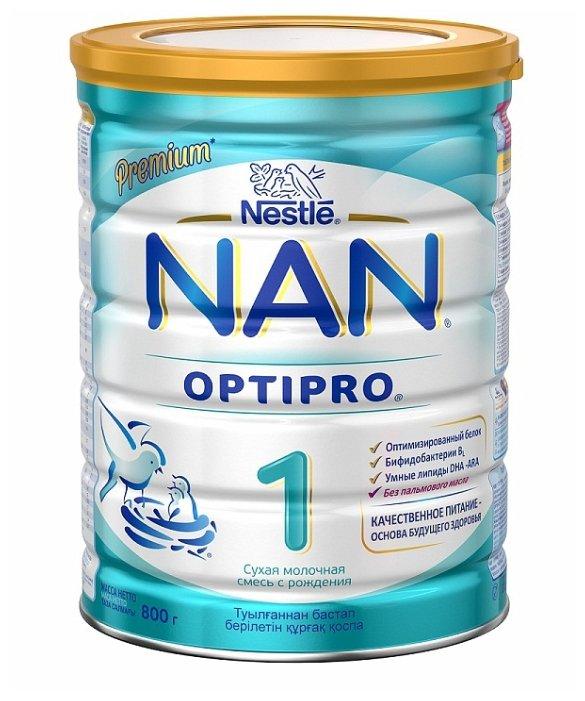 Смесь NAN (Nestle) 1 Optipro (с рождения) 800 г