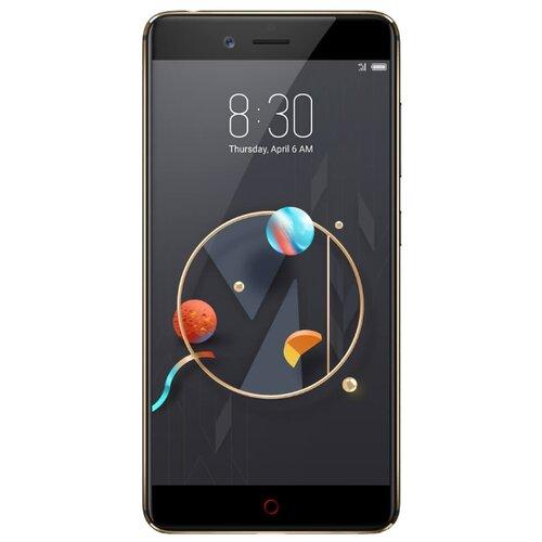 Купить Смартфон Nubia Z17 mini 4/64GB черный / золотистый