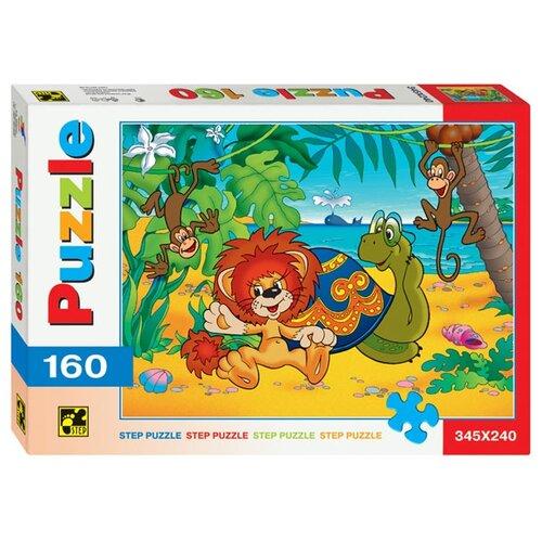 Пазл Step puzzle Союзмультфильм Львенок и Черепаха (72008), 160 дет.