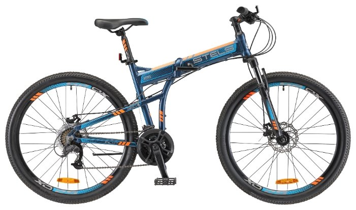 Горный велосипед BMC Fourstroke 01 ONE Blue Orange Blue 2019