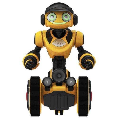 Интерактивная игрушка робот WowWee Roborover желтый/черный робот wowwee игрушка электрокидс черный матовый