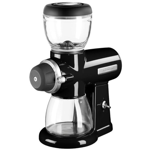 Кофемолка KitchenAid Burr Coffee Mill черный