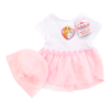 Карапуз Комплект одежды для кукол 40 - 42 см OTF-BLC16-RU