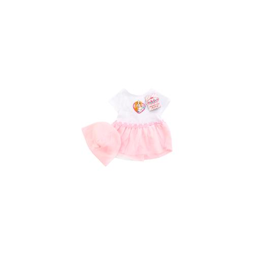 Купить Карапуз Комплект одежды для кукол 40 - 42 см OTF-BLC16-RU розовый, Одежда для кукол