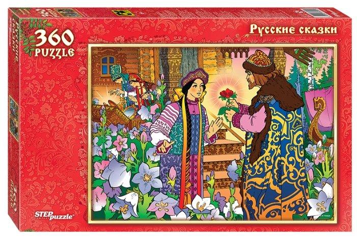 Пазл Step puzzle Русские сказки Аленький цветочек (73070), 360 дет.