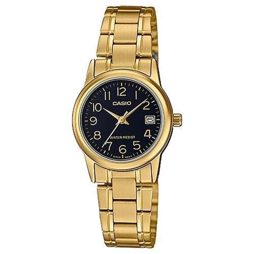 Наручные часы CASIO LTP-V002G-1B casio ltp v006d 1b