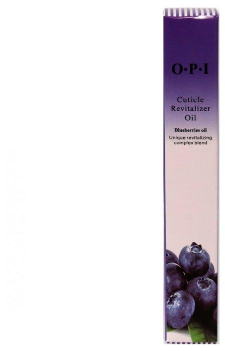 Масло OPI Cuticle Revitalizer, Черника (карандаш с кисточкой)