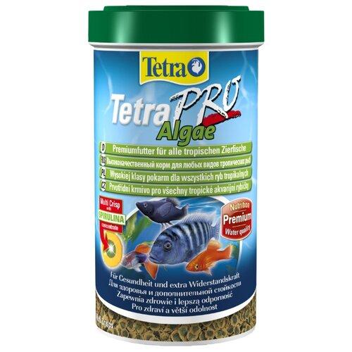 Сухой корм для рыб Tetra TetraPro Algae 500 мл