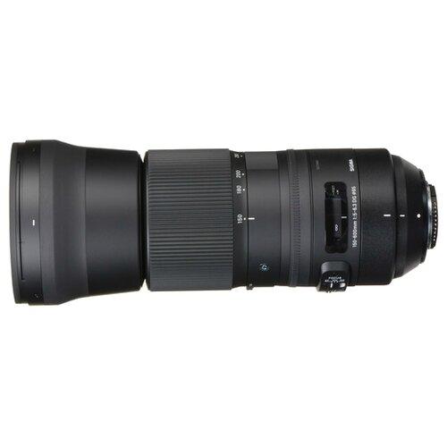 Объектив Sigma AF 150-600mm f/5.0-6.3 Contemporary + TC-1401 Teleconverter Nikon F