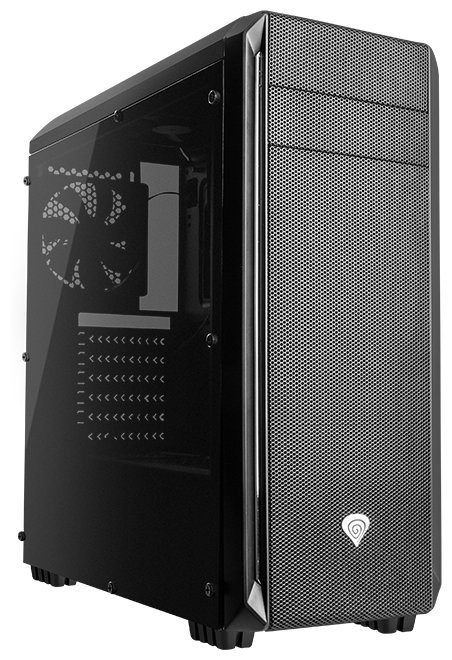 Компьютерный корпус Genesis Titan 660 Plus Black