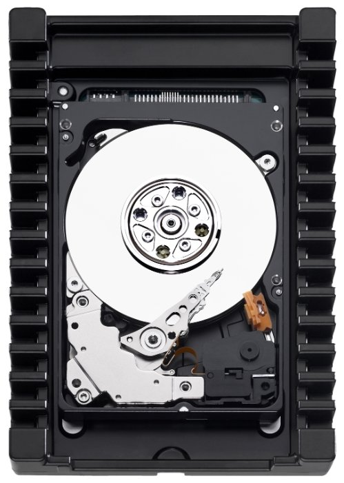 Жесткий диск Western Digital WD VelociRaptor 600 GB (WD6000HLHX)
