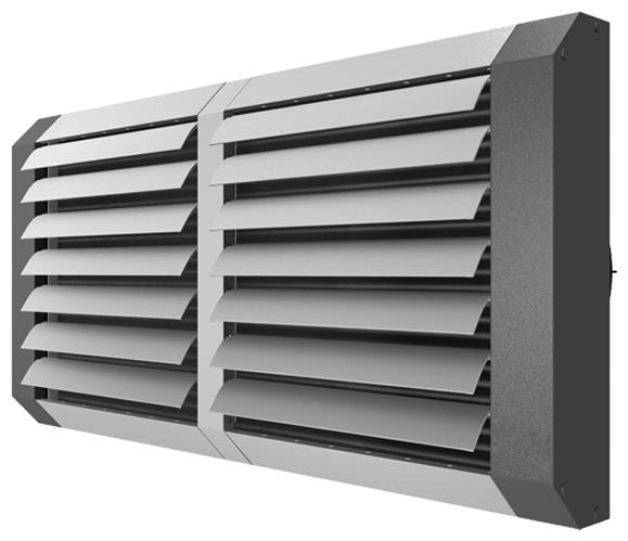 Водяной тепловентилятор Flowair LEO FB 95V