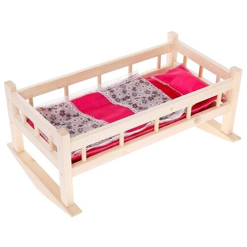 Ясюкевич Кроватка для кукол №9