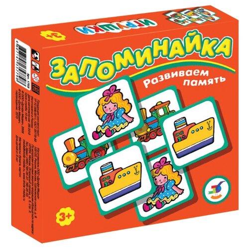 Купить Настольная игра Дрофа-Медиа Запоминайка. Игрушки, Настольные игры