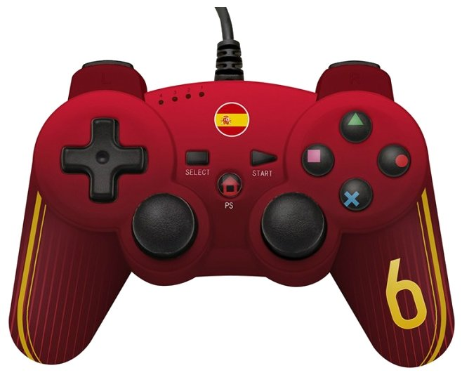 BigBen Wired controller for PS3 Limited Edition Football