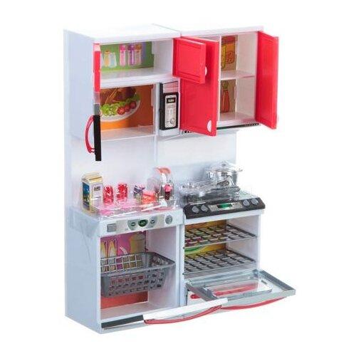 Joy Toy Набор мебели для кухни Маленькая хозяйка (2138) мультиколор