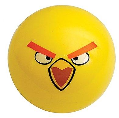 Мяч надувной 1 TOY Angry Birds Желтая птица Т56962