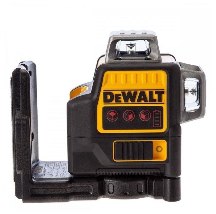 Лазерный уровень самовыравнивающийся DeWALT DCE089LR