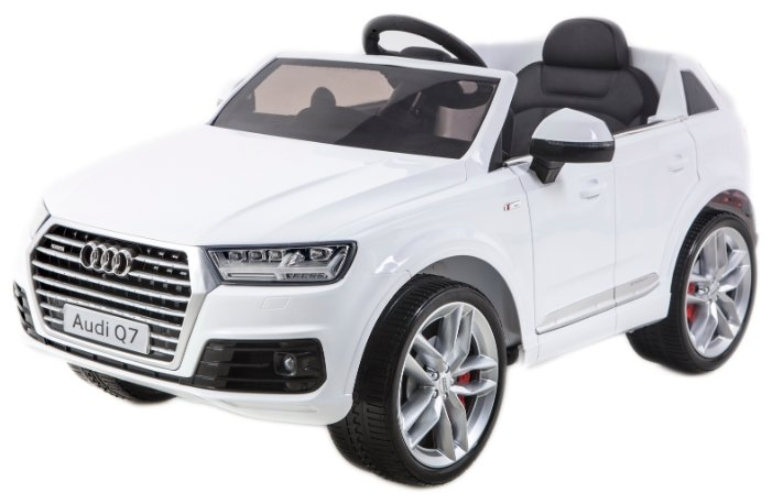 RiverToys Автомобиль Audi Q7 Quattro