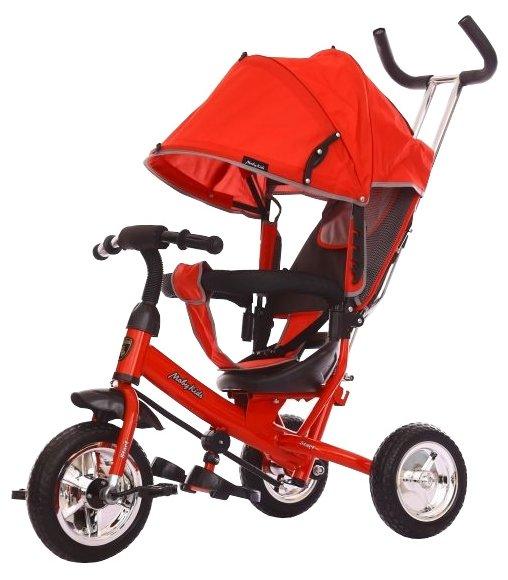 Трехколесный велосипед Moby Kids Start 10x8 Eva