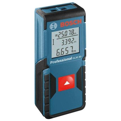 Лазерный дальномер BOSCH GLM 30 Professional лазерный дальномер bosch glm 80 r60 0601072301