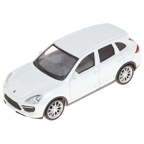 Легковой автомобиль Autogrand Porsche Cayenne Turbo 4 (34268) 1:43 белый